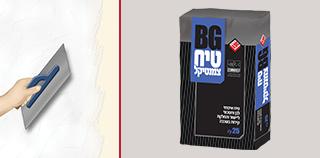 BJ cement plaster