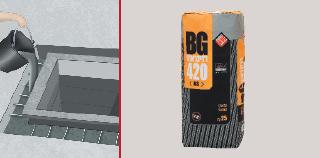 BJ Radgrout 420