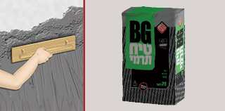 BG Thermal Plaster