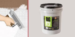 BJ acrylic plaster
