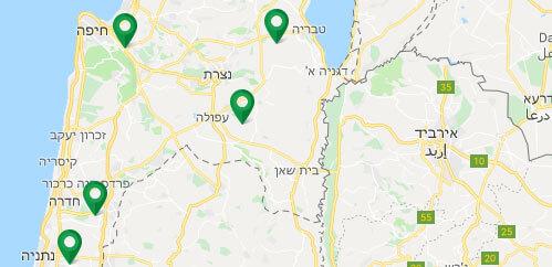 خريطة مصغرة المنزل